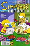 Cover for Simpsons Comics (Bongo, 1993 series) #159