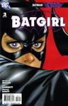 Cover for Batgirl (DC, 2009 series) #3