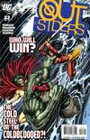 Cover for The Outsiders (DC, 2009 series) #23 [Direct Sales]