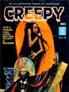 Cover for Creepy (K. G. Murray, 1974 series) #2