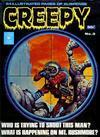 Cover for Creepy (K. G. Murray, 1974 series) #3