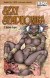 Cover for Sexy Symphonies (Fantagraphics, 2001 series) #2