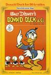 Cover for Donald Duck for 30 år siden (Hjemmet / Egmont, 1978 series) #1/1978
