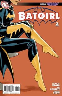 Cover Thumbnail for Batgirl (DC, 2009 series) #2