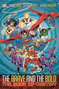 Cover Thumbnail for The Brave and the Bold (DC, 2008 series) #2 - The Book of Destiny