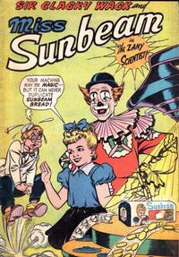 """Cover Thumbnail for Sir Clacky Wack and Little Miss Sunbeam in """"The Zany Scientist!"""" (American Comics Group, 1957 series)"""