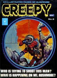 Cover Thumbnail for Creepy (K. G. Murray, 1974 series) #3