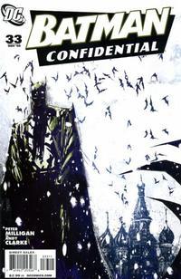 Cover Thumbnail for Batman Confidential (DC, 2007 series) #33