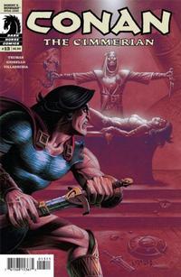 Cover Thumbnail for Conan the Cimmerian (Dark Horse, 2008 series) #13 / 63