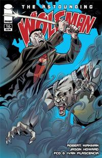 Cover Thumbnail for The Astounding Wolf-Man (Image, 2007 series) #16