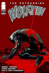 Cover Thumbnail for The Astounding Wolf-Man (Image, 2007 series) #17