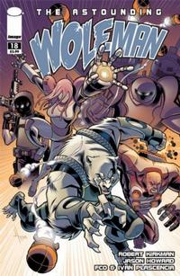 Cover Thumbnail for The Astounding Wolf-Man (Image, 2007 series) #18