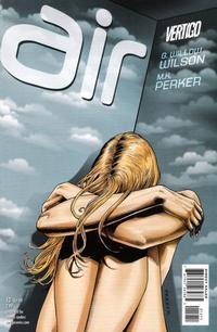 Cover Thumbnail for Air (DC, 2008 series) #12