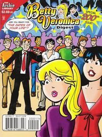 Cover Thumbnail for Betty and Veronica Comics Digest Magazine (Archie, 1983 series) #200