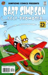 Cover Thumbnail for Simpsons Comics Presents Bart Simpson (Bongo, 2000 series) #49
