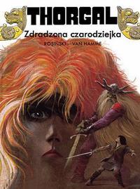 Cover Thumbnail for Thorgal (Egmont Polska, 1994 series) #1 - Zdradzona czarodziejka