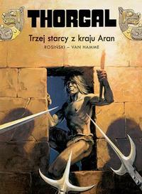 Cover Thumbnail for Thorgal (Egmont Polska, 1994 series) #3 - Trzej starcy z kraju Aran