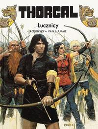 Cover Thumbnail for Thorgal (Egmont Polska, 1994 series) #9