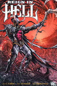 Cover Thumbnail for Reign in Hell (DC, 2009 series)