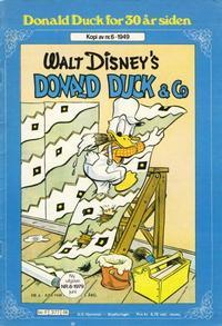 Cover Thumbnail for Donald Duck for 30 år siden (Hjemmet / Egmont, 1978 series) #6/1979