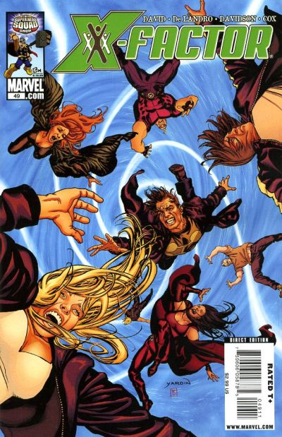 Cover for X-Factor (Marvel, 2006 series) #49