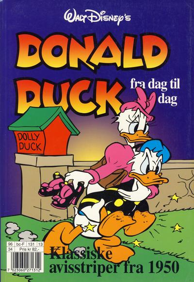 Cover for Donald Duck Fra Dag Til Dag (Hjemmet / Egmont, 1987 series) #13