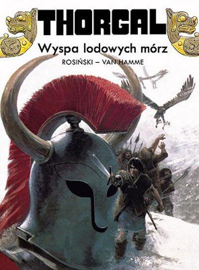 Cover for Thorgal (Egmont Polska, 2004 series) #2 - Wyspa lodowych mórz