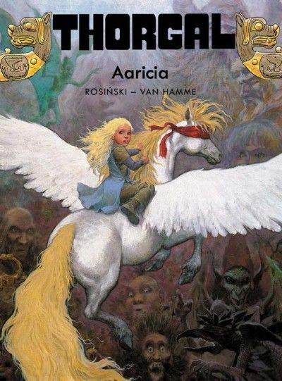 Cover for Thorgal (Egmont Polska, 1994 series) #14