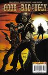 Cover for The Good the Bad and the Ugly (Dynamite Entertainment, 2009 series) #3