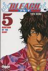 Cover for Bleach (Ediciones Glénat, 2006 series) #5