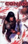 Cover for Conan: La Leyenda (Planeta DeAgostini, 2005 series) #1