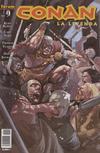 Cover for Conan: La Leyenda (Planeta DeAgostini, 2005 series) #9