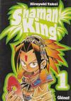 Cover for Shaman King (Ediciones Glénat, 2001 series) #1