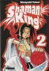Cover for Shaman King (Ediciones Glénat, 2001 series) #2