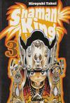 Cover for Shaman King (Ediciones Glénat, 2001 series) #3
