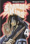 Cover for Shaman King (Ediciones Glénat, 2001 series) #4