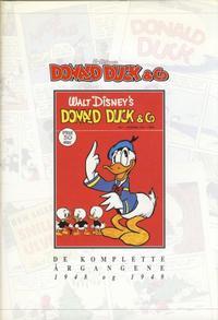 Cover Thumbnail for Donald Duck & Co De komplette årgangene (Hjemmet / Egmont, 1998 series) #[1] - 1948 og 1949 [1. opplag]