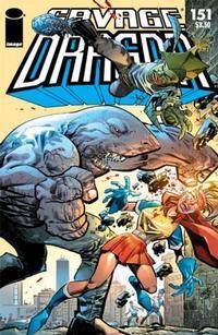 Cover Thumbnail for Savage Dragon (Image, 1993 series) #151