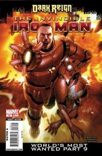 Cover Thumbnail for Invincible Iron Man (Marvel, 2008 series) #16