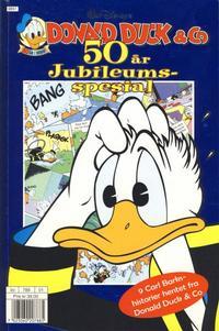 Cover Thumbnail for Donald Duck & Co 50 År Jubileums-spesial (Hjemmet / Egmont, 1998 series)