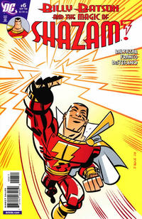 Cover Thumbnail for Billy Batson & the Magic of Shazam! (DC, 2008 series) #6