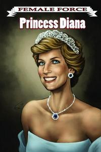 Cover Thumbnail for Female Force Princess Diana (Bluewater / Storm / Stormfront / Tidalwave, 2009 series) #1