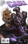 Cover for Cable (Marvel, 2008 series) #17