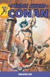 Cover for Savage Sword of Conan (Dark Horse, 2007 series) #6