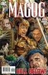 Cover for Magog (DC, 2009 series) #2