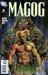 Cover for Magog (DC, 2009 series) #3