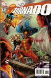 Cover for Red Tornado (DC, 2009 series) #6