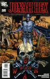 Cover for Jonah Hex (DC, 2006 series) #48