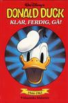 Cover for Donald Duck bøker [Gullbøker] (Hjemmet / Egmont, 1984 series) #[1995] - Klar, ferdig, gå!
