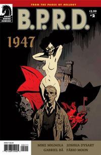 Cover Thumbnail for B.P.R.D.: 1947 (Dark Horse, 2009 series) #2